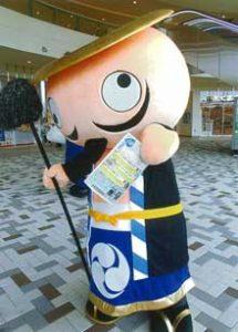 埼玉県岩槻署が商業施設で自転車盗難被害防止キャンペーン