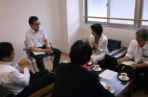 京都府警と児童相談所で虐待対応の緊急ミーティング