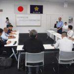 岩手県釜石署でテロ対策パートナーシップ組織を設立