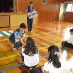 愛知県西尾署が来日外国人の子供対象に交通安全教室