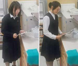 埼玉県大宮署が高校生の万引き防止放送を企画