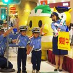 愛知県稲沢署で女優のいとうまい子さんが一日警察署長に