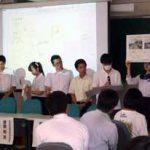 宮城県警で高校生のサイクルサミット開催