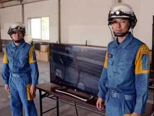 佐賀県警で遠隔操作支援ソフトを搭載の「スマートグラス」導入