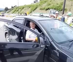 宮城県警であおり運転防止の高速道路安全利用講習会を開催