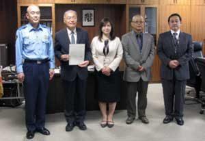 佐賀県佐賀南署が大学キャンパス駐輪場を「施錠重点対策駐輪場」に指定