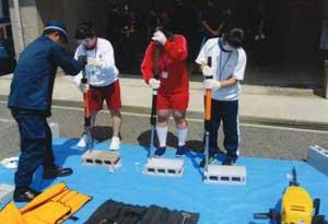 兵庫県警で4日間の高校生インターンシップ