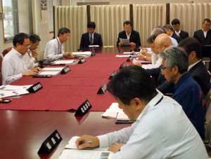 旭川方面本部幹部会議と船舶運用検討会開く