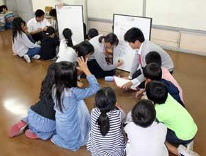 京都府警では「高校生サイバー防犯ボランティア」が活動開始