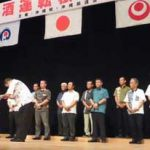 沖縄県警で飲酒運転根絶の県民大会