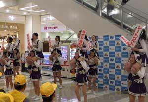 愛知県千種署で交通安全のキャンペーン実施