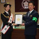 福岡県うきは署で年末年始の防犯・交通キャンペーン実施
