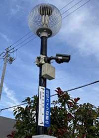静岡県警で可搬式街頭防犯カメラの運用開始