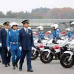 栃木県警交機隊で創立50周年記念式典を開催