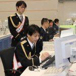 神奈川県警でお笑いコンビ招いた「110番の日」広報