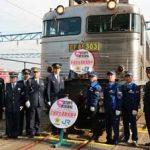福岡県警鉄警隊が九州全域走る鉄道車両で飲酒運転撲滅を広報
