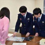 長野県警察学校で外国人能力向上の教養を実施