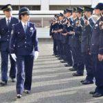 佐賀県警で杉内本部長の年頭点検