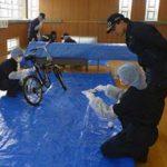岐阜県警で地域警察官のブロック別鑑識競技会が開催