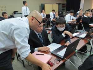 奈良県警で実機使ったサイバーセキュリティ実技演習