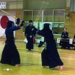 長崎県の島原半島3署対抗で柔道・剣道大会を開催