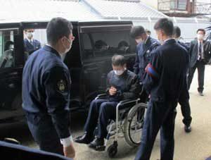 京都府警が高齢被留置者対策のモデル施設を指定