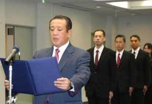 栃木県警では国体・障スポ対策課が発足