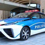 徳島県警が全国初の水素燃料電池パトカーを導入