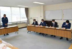 長野県警で実戦的総合訓練推進検討会議を開催