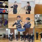 8府県警音楽隊がコロナ終息願う演奏動画を公開