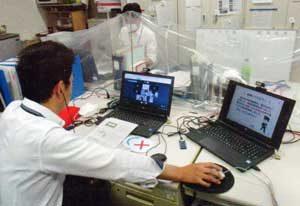兵庫県警で「Web会議システム」で非対面型の指導教養体制を確立
