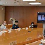 宮城県警が県民災害の日に警備訓練