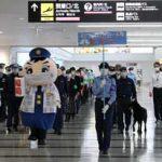 福岡県福岡空港署員と空港関連企業等職員によるエアポートパトロール隊が活動再開