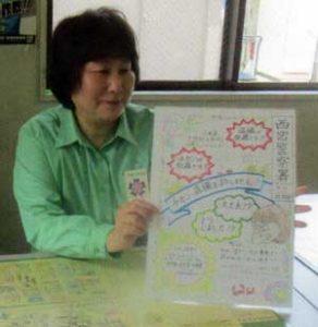 兵庫県西宮署が女性相談員制作の痴漢防止ポスターを駅に掲示