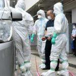 京都府警が陸上自衛隊と留置管理の感染症対策講座・訓練