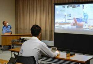 長野県警が初の「Web会議システムを活用した英語研修」を実施