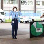 愛知県警が交通安全寸劇で自転車ヘルメット着用を呼び掛け
