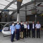 和歌山県白浜署がNPO法人全日本ヘリコプター協議会と協定締結