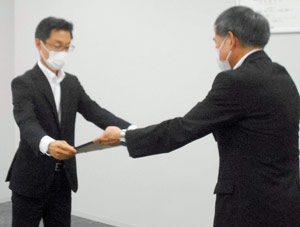 北海道警が道クレジットカード犯罪対策連絡協議会に感謝状贈呈