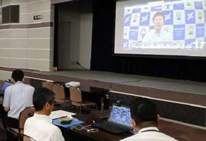 神奈川県警がWEB会議方式で「第3回サギ撲滅官民共同会議」を開催