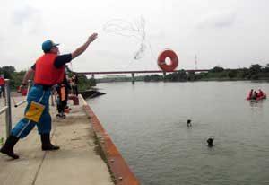 埼玉県警が県内39署対象の水害対応訓練を実施