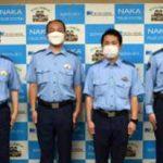 愛知県中署が県下初の「若手育成指導班」を設置
