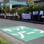 奈良県桜井署で県内初「キッズゾーン」の広報啓発活動