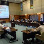 滋賀県大津・大津北署で交通安全対策の産官学有識者会議開く