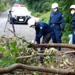 山形県警でブラインド方式の災害警備訓練を実施