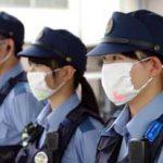 福島県福島署が「蓄光雪うさぎマスク」を作製