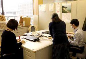 神奈川県警が障害者の就労訓練「チャレンジオフィス」を設置