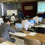 佐賀県警初のデジタルフォレンジック研修会開く
