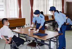 長野県警で新任巡査部長・若手対象の実戦的総合訓練を実施