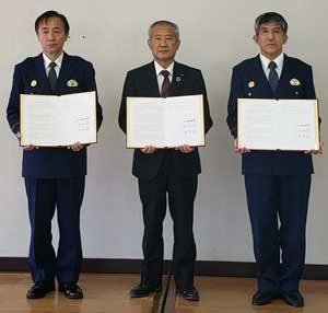 長崎県対馬北署と対馬南署が市役所と犯罪被害者の支援協定結ぶ